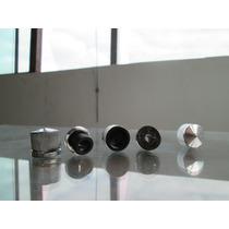 Parafuso Suporte Para Espelho Botão Finesson 4 Unidades
