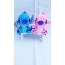 Stitch Pelucia Musical Kit Com 2