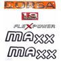 Emblemas Corsa Sedan 1.8 Maxx Flex -03 À 07- Modelo Original