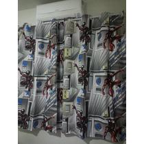 Cortina Homem Aranha Para Quarto Infantil - 2,00m X 1,50m