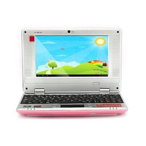 Notebook 7 Bak 8gb Wi-fi Android 4.1 Rosa