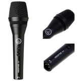 Microfone Dinâmico Akg P3s Perception P3 S P 3s Voz E Violão