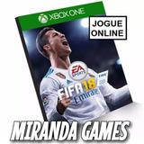 Fifa 18 Xbox One Midia Digital 2018 Online Original Barato