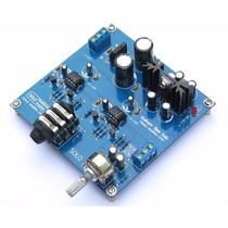 Kit Para Montar Amplificador De Fone De Ouvido Estéreo Hifi