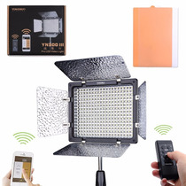 Iluminador Led Mais Potente Controle Celular Yn-300iii 3