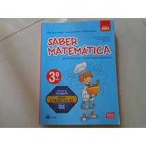 Livro - Saber Matemática 3 Ano - 2016