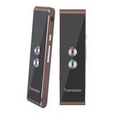 Tradutor Inteligente T8 Portátil Bluetooth Com 40 Idiomas