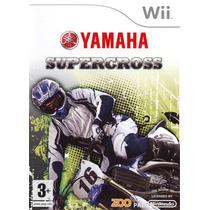 Yamaha Supercross Wii Europa Sistema Pal