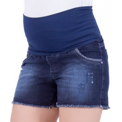 Short Jeans Gestante Anita