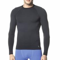 Camiseta Térmica Manga Longa Segunda Pele Lupo Sem Costura