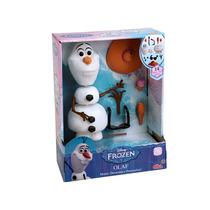 Boneco Olaf Frozen Monte Desmonte Personalize Original Elka