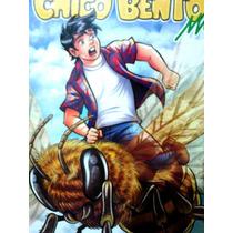 Chico Bento Moço N° 17 O Desaparecimento Das Abelhas