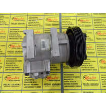 Compressor De Ar Do Ford Fiesta/ecosport 1.6 Original