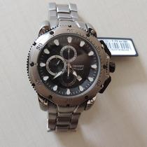Relógio Orient Mbttc011 Masculino Caixa/pulseira De Titânio