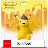 Amiibo Detective Pikachu Novo Original Lacrado