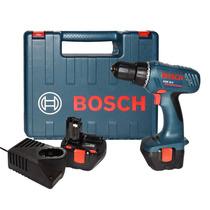Furadeira Parafusadeira Bosch 2 Baterias 12v 220v Gsr 12-2