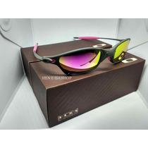b812a3ed1 Oculos Oakley Juliet X-metal Rosa + Saquinho + Caixa Oakley à venda ...