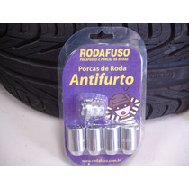 Porca Antifurto Rodafuso 6cra Para Roda Esportiva Honda Cr-v