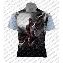 Camiseta Orixás - Xango