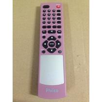 Controle Remoto Rosa Original Philco Tv Lcd Ph24m