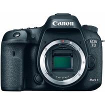 Camera Canon Eos 7d Mark Ii - Corpo - 20 Mp Pronta Entrega