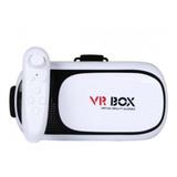 Óculos Vr Box 2.0 Realidade Virtual 3d 360 Android Ios Card