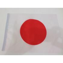 Bandeira Japão 1,5mx90cm Festas Decoração Jogos Fantasia