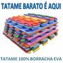 Tatame Eva 50cmx50cmx8mm - O Barato É Aqui - Terra Fitness