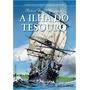 Hq A Ilha Do Tesouro - Ediçao De Luxo - Capa Dura
