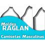 Moldes Camisetas - Classica - Raglan - Baby Look