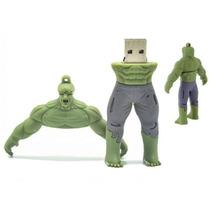 Produto Novo Pendrive Dinosaur Driver Hulk 4gb