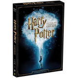 Dvd - Harry Potter - A Coleção Completa (8 Discos) Warner Br