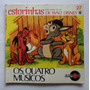 Estorinhas De W Disney No. 27 Os 4 Músicos 1970 1a. Edição Original