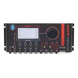 Processador Crossover Áudio Jfa J6 Canais Mais Top Full