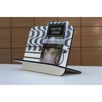 Suporte De Livros E Tablet Para Leitura Concurseiros