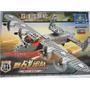 Avião De Guerra G -1 Scout - 281 Peças - Similar Lego