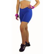 Bermudinha Feminina Fitness Santa Constância Academia Shorts