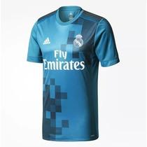 5b056409e Camisas de Futebol Camisas de Times Times Espanhóis Masculina Real ...
