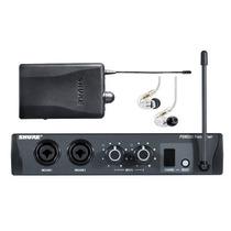 Shure Psm200 Ponto Eletrônico / Monitor Sem Fio - Novo Nfe