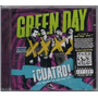 Dvd Green Day Cuatro