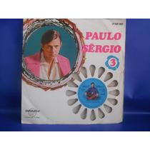 Paulo Sérgio Vol.3 Lp Vinil 1969
