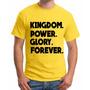 Camiseta Camisa Evangélica Gospel Cristã Evangelismo Use Fé