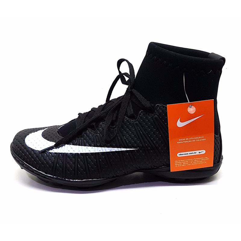 ba3dcd09d0c09 Chuteira Nike Mercurial Society Botinha Original Barato Nova em ...