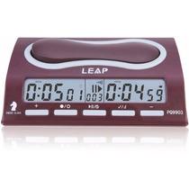 Relógio Cronômetro De Xadrez Digital Profissional Estilo Dgt