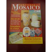 Revista Pastilhas E Mosaico Pastilhas Resinadas N°3