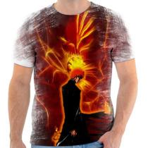 Camisa Camiseta Anime Bleach