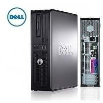 Cpu Dell 380 - Core 2 Duo 4gb Hd160 Windows 7 + Monitor 17