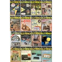 77 Revistas Saber Eletrônica Dvd Pdf Frete Grátis!