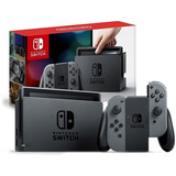 Nintendo Switch Cinza Produto Com 32g Nao Desbloqu