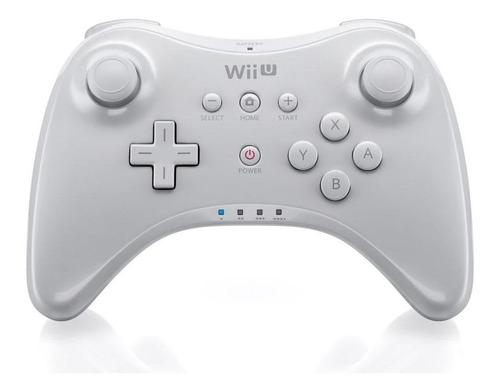 Controle Joystick Nintendo Wii Classic Pro Controller Branco